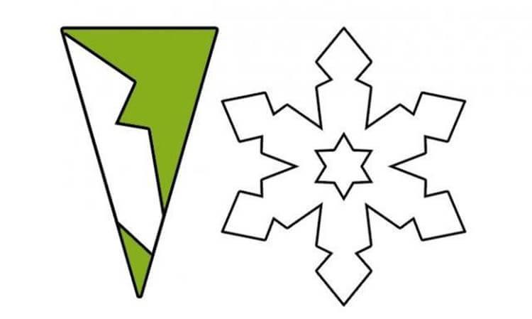Красивые оригинальные снежинки на Новый год: создаем своими руками, шаблоны с фото snezhinki iz bumagi svoimi rukami 77