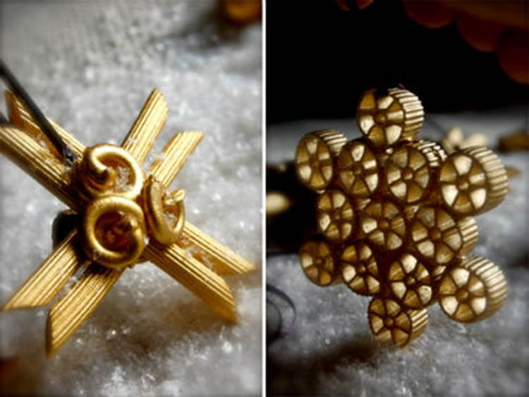 Красивые оригинальные снежинки на Новый год: создаем своими руками, шаблоны с фото snezhinki iz bumagi svoimi rukami 81