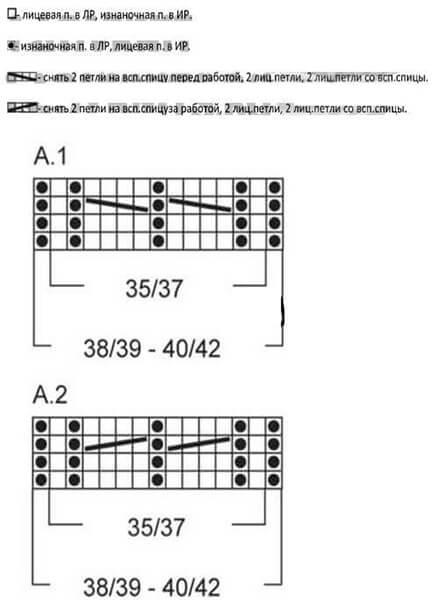 Как связать следки на двух спицах: различные способы с описанием tapochki spitsami 17