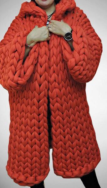 Женские кардиганы спицами: вяжем красивые и модные вещи своими руками vyazanyj spicami kardigan 16