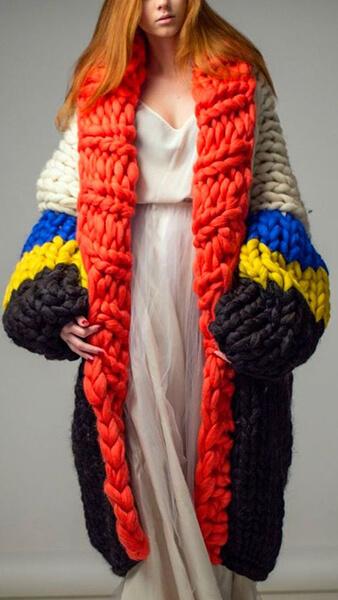 Женские кардиганы спицами: вяжем красивые и модные вещи своими руками vyazanyj spicami kardigan 17