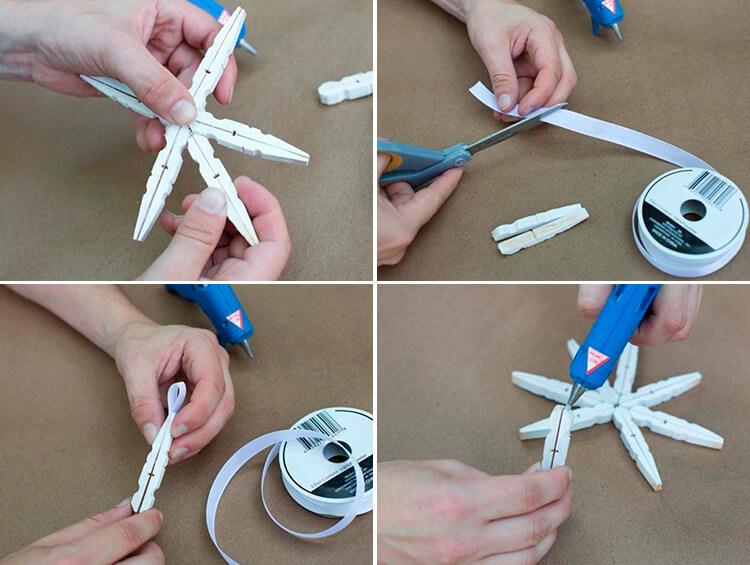 Елочные игрушки на елку своими руками: что можно сделать на Новый год 44 47
