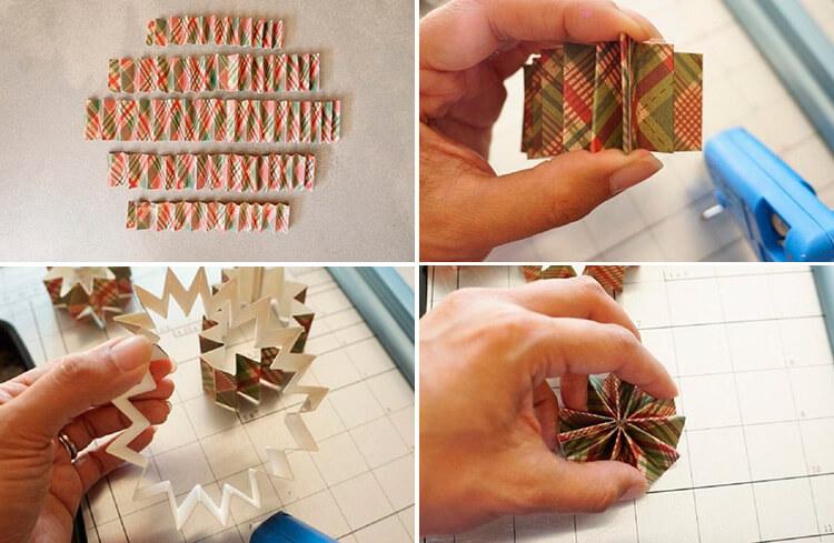 Елочные игрушки на елку своими руками: что можно сделать на Новый год 50 53