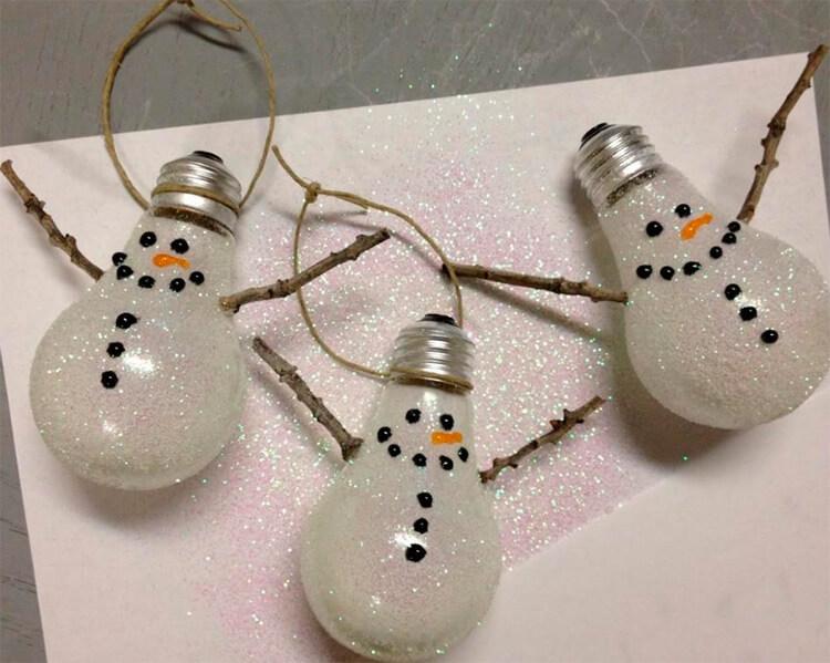 Елочные игрушки на елку своими руками: что можно сделать на Новый год elochnaya igrushka svoimi rukami 13