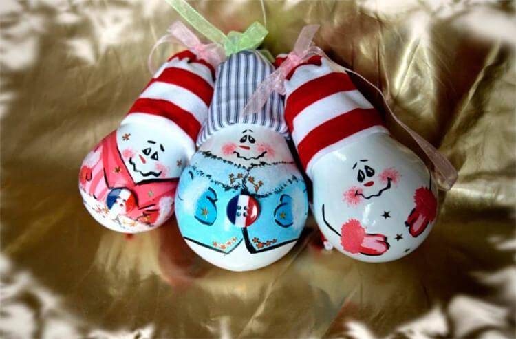 Елочные игрушки на елку своими руками: что можно сделать на Новый год elochnaya igrushka svoimi rukami 14