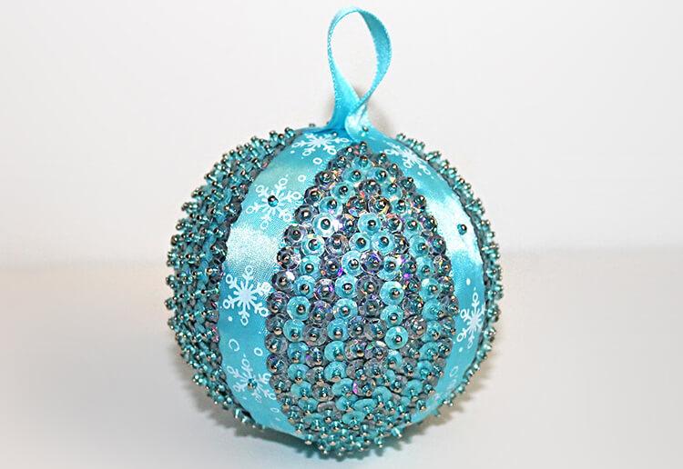 Елочные игрушки на елку своими руками: что можно сделать на Новый год elochnaya igrushka svoimi rukami 16