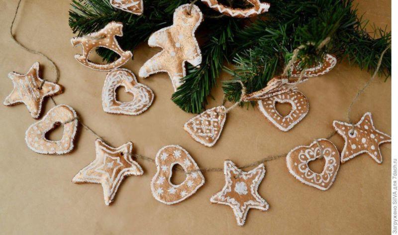Елочные игрушки на елку своими руками: что можно сделать на Новый год elochnaya igrushka svoimi rukami 19