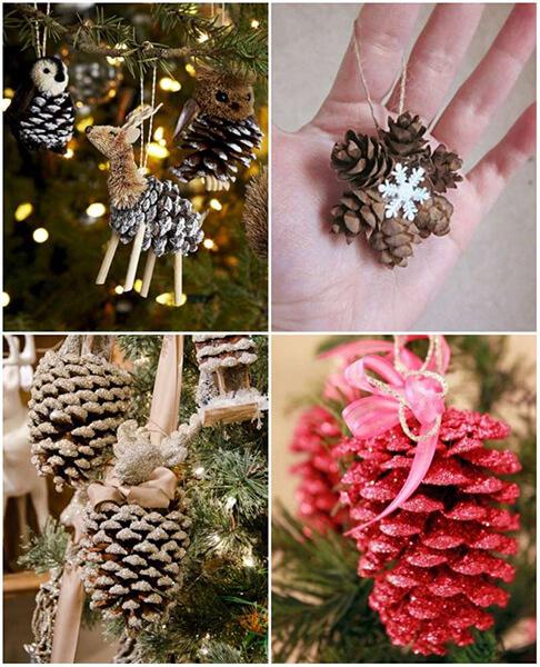 Елочные игрушки на елку своими руками: что можно сделать на Новый год elochnaya igrushka svoimi rukami 22