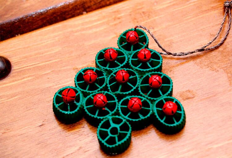 Елочные игрушки на елку своими руками: что можно сделать на Новый год elochnaya igrushka svoimi rukami 24