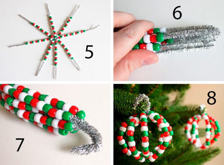 Елочные игрушки на елку своими руками: что можно сделать на Новый год elochnaya igrushka svoimi rukami 27