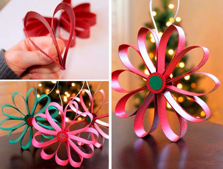 Елочные игрушки на елку своими руками: что можно сделать на Новый год elochnaya igrushka svoimi rukami 35