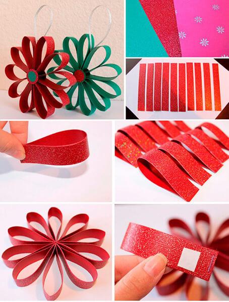 Елочные игрушки на елку своими руками: что можно сделать на Новый год elochnaya igrushka svoimi rukami 36