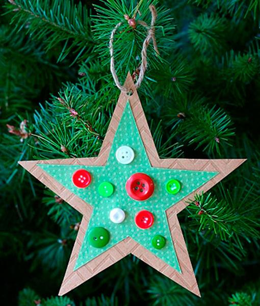 Елочные игрушки на елку своими руками: что можно сделать на Новый год elochnaya igrushka svoimi rukami 37
