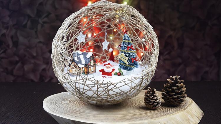 Елочные игрушки на елку своими руками: что можно сделать на Новый год elochnaya igrushka svoimi rukami 5