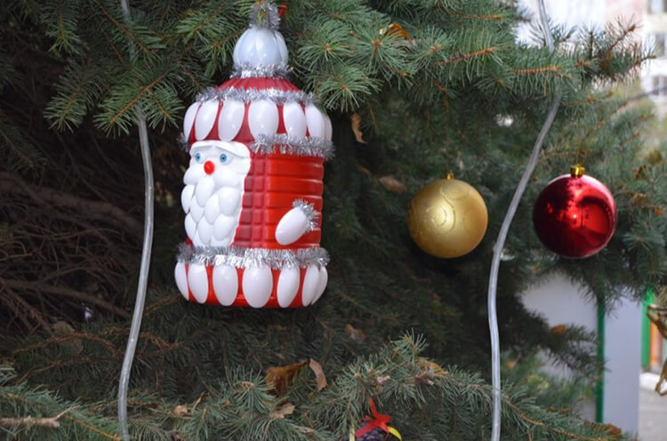 Елочные игрушки на елку своими руками: что можно сделать на Новый год elochnaya igrushka svoimi rukami 56