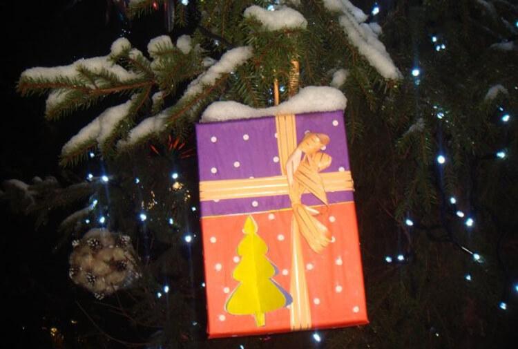 Елочные игрушки на елку своими руками: что можно сделать на Новый год elochnaya igrushka svoimi rukami 57