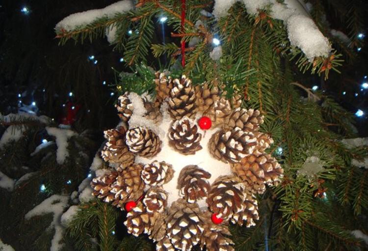 Елочные игрушки на елку своими руками: что можно сделать на Новый год elochnaya igrushka svoimi rukami 58