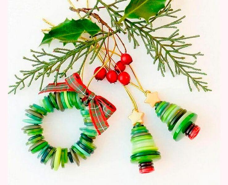 Елочные игрушки на елку своими руками: что можно сделать на Новый год elochnaya igrushka svoimi rukami 69