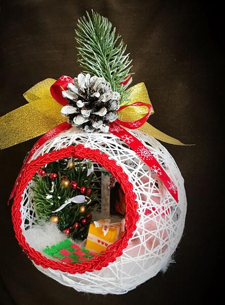 Елочные игрушки на елку своими руками: что можно сделать на Новый год elochnaya igrushka svoimi rukami 7