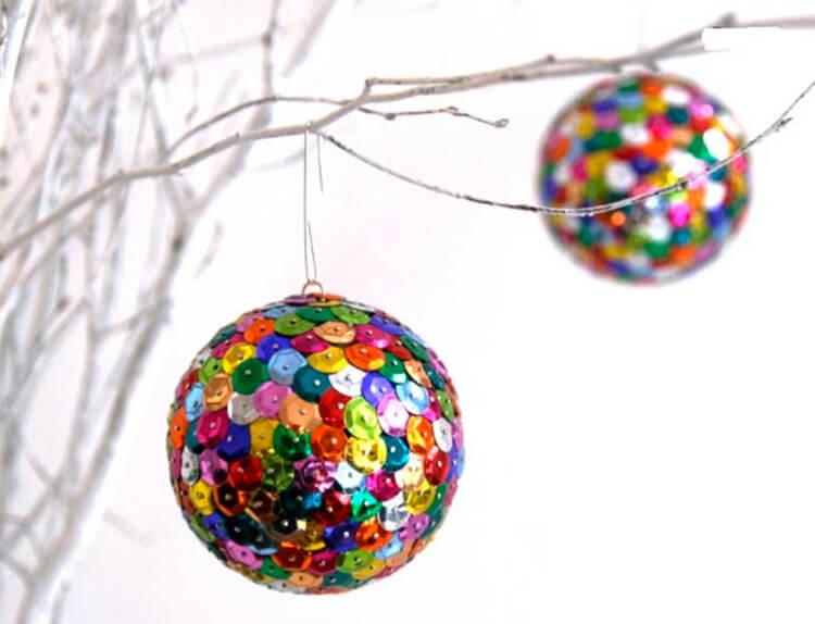 Елочные игрушки на елку своими руками: что можно сделать на Новый год elochnaya igrushka svoimi rukami 70