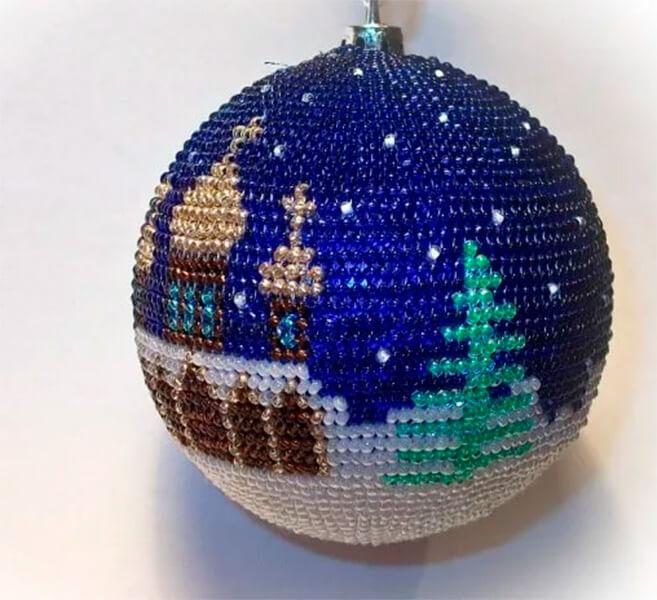 Елочные игрушки на елку своими руками: что можно сделать на Новый год elochnaya igrushka svoimi rukami 76