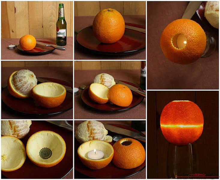 Поделки на Новый год из различных материалов: самое интересное с фото, с пошаговым описанием ng podelki 15