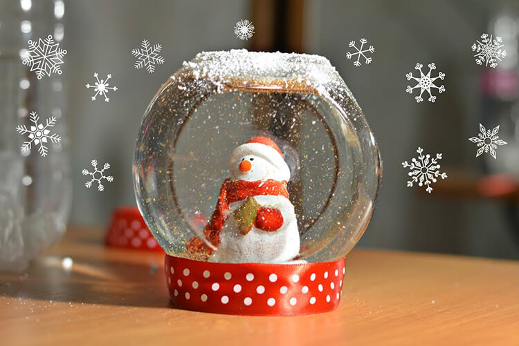 Поделки на Новый год из различных материалов: самое интересное с фото, с пошаговым описанием ng podelki 4