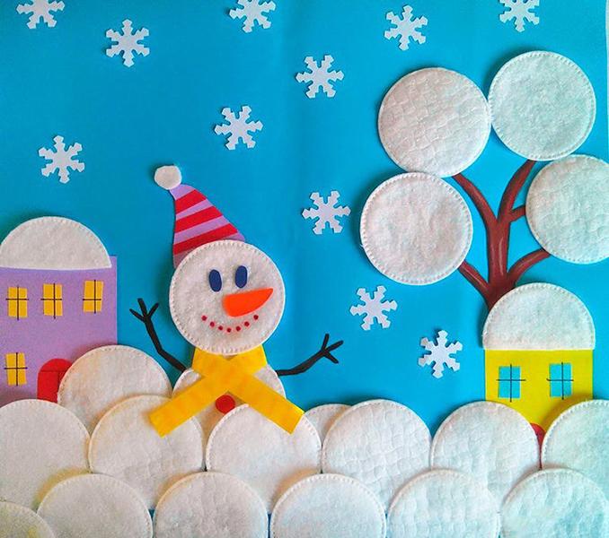 Поделки на Новый год из различных материалов: самое интересное с фото, с пошаговым описанием ng podelki 40