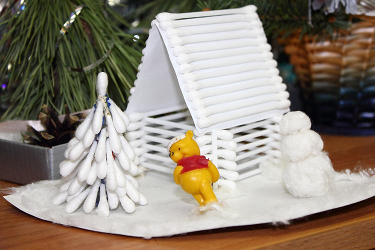 Поделки на Новый год из различных материалов: самое интересное с фото, с пошаговым описанием ng podelki 49