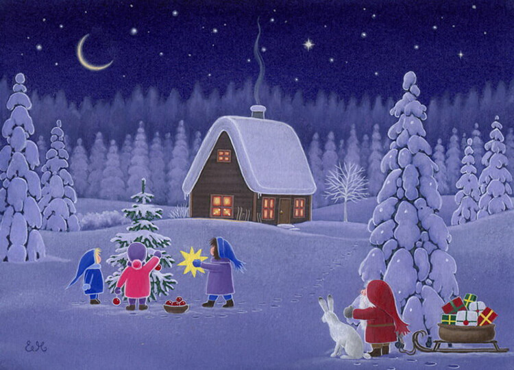 Стихи на Новый год для детей: готовимся к утреннику в садике и школе novogodnie stihi dlya detej 6