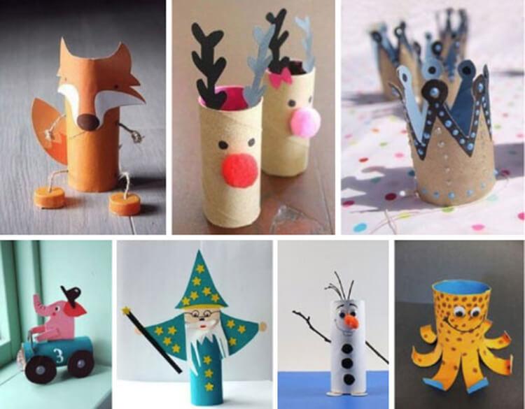 Поделки на Новый год своими руками: делаем на конкурс школу и садик podelki k novomu godu 137