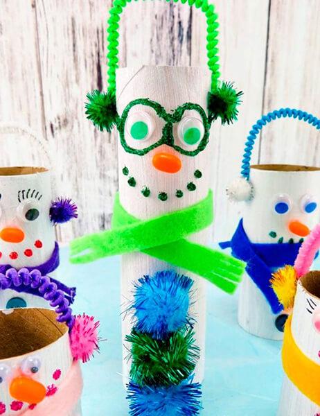 Поделки на Новый год своими руками: делаем на конкурс школу и садик podelki k novomu godu 138