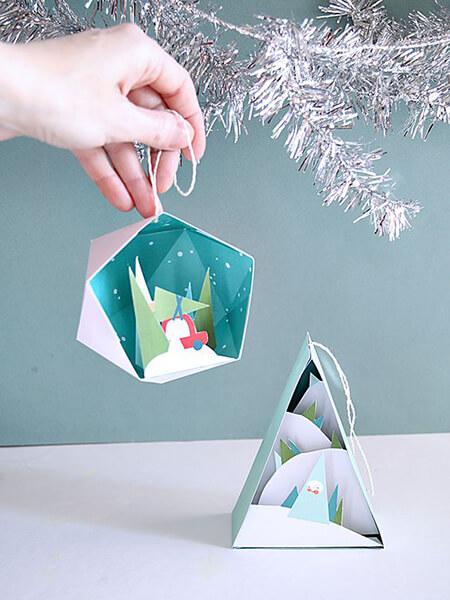 Поделки на Новый год своими руками: делаем на конкурс школу и садик podelki k novomu godu 22