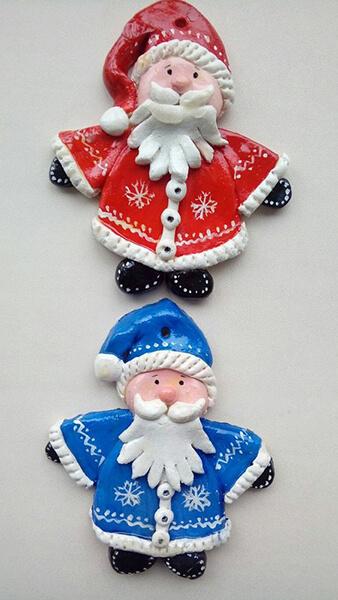 Поделки на Новый год своими руками: делаем на конкурс школу и садик podelki k novomu godu 24