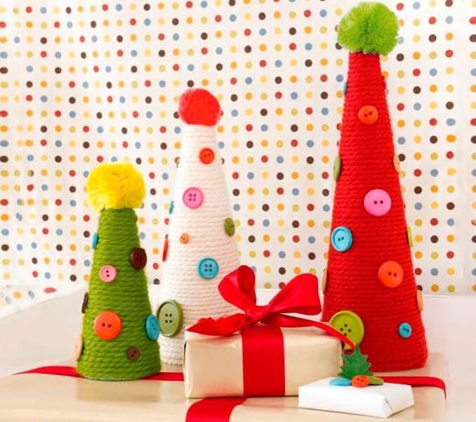 Поделки на Новый год своими руками: делаем на конкурс школу и садик podelki k novomu godu 25