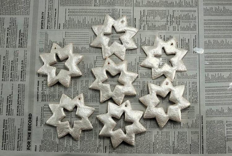 Поделки на Новый год своими руками: делаем на конкурс школу и садик podelki k novomu godu 42