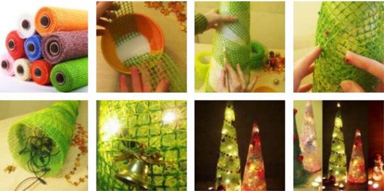 Поделки на Новый год своими руками: делаем на конкурс школу и садик podelki k novomu godu 5