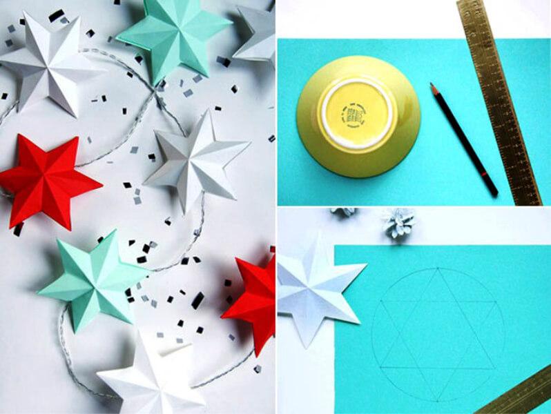 Поделки на Новый год своими руками: делаем на конкурс школу и садик podelki k novomu godu 6