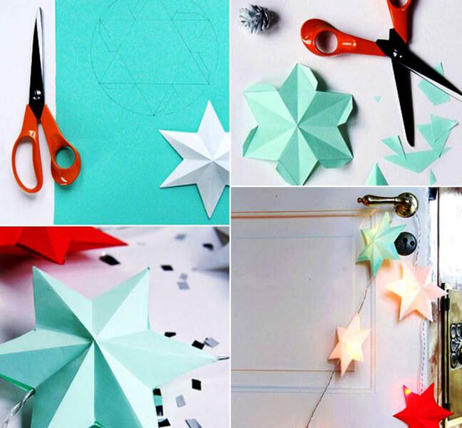 Поделки на Новый год своими руками: делаем на конкурс школу и садик podelki k novomu godu 7