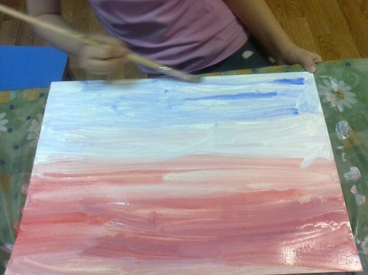 Рисунки на тему зима: что можно нарисовать красками и карандашом risunki na temu zima detskie 18