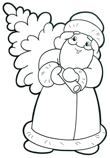 Рисунки на тему зима: что можно нарисовать красками и карандашом risunki na temu zima detskie 48