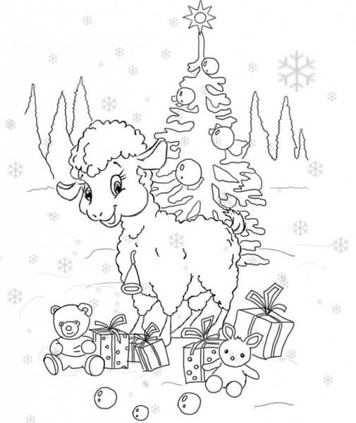 Рисунки на тему зима: что можно нарисовать красками и карандашом risunki na temu zima detskie 49