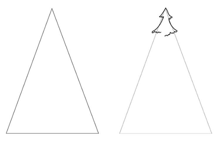 Рисунки на тему зима: что можно нарисовать красками и карандашом risunki na temu zima detskie 76
