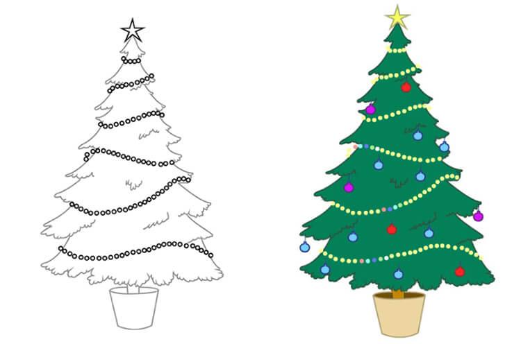 Рисунки на тему зима: что можно нарисовать красками и карандашом risunki na temu zima detskie 79 80