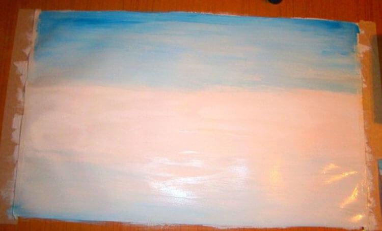 Рисунки на тему зима: что можно нарисовать красками и карандашом risunki na temu zima detskie 98