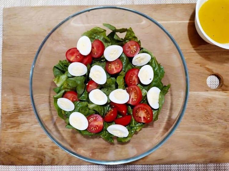 Как приготовить салат Цезарь: вкусные пошаговые рецепты на праздничный или повседневный стол salat cezar s kuricej 8