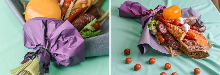 Букет для мужчины на 23 февраля: оригинальный подарок своими руками 78 79