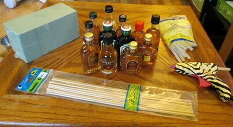 Букет для мужчины на 23 февраля: оригинальный подарок своими руками buket dlya muzhchiny svoimi rukami 101