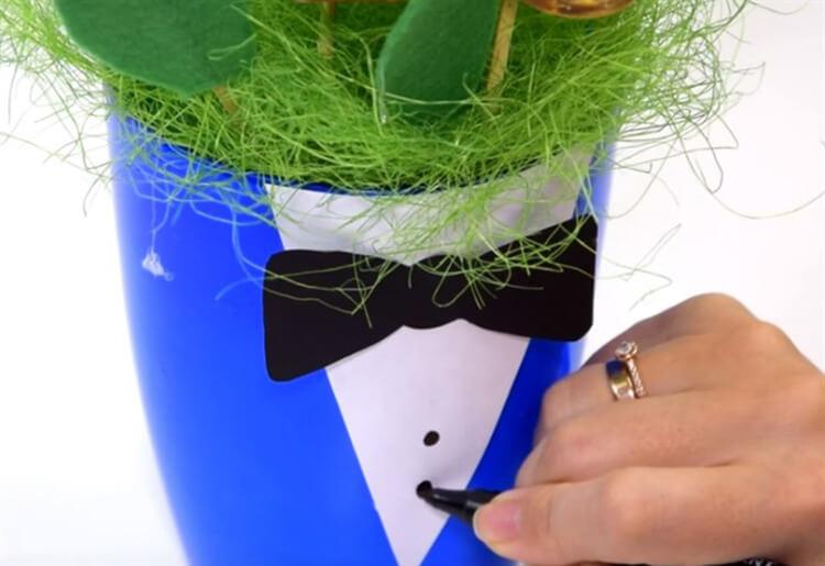 Букет для мужчины на 23 февраля: оригинальный подарок своими руками buket dlya muzhchiny svoimi rukami 107