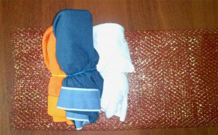 Букет для мужчины на 23 февраля: оригинальный подарок своими руками buket dlya muzhchiny svoimi rukami 24